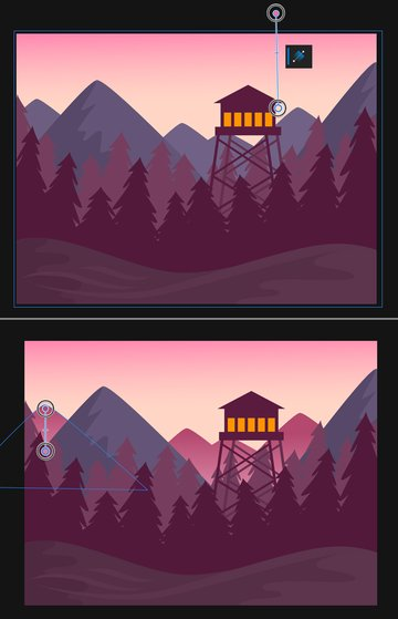use fill tool for gradient fills