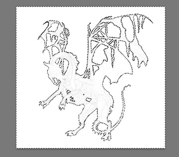 clipping mask photoshop painting 2