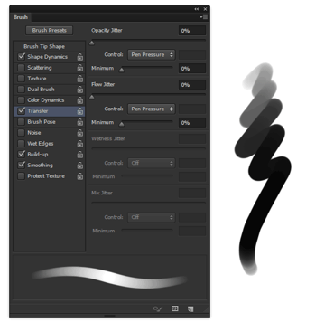 concept art brush what to use