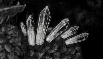 concept art monster painting crystal digital 3