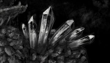 concept art monster painting crystal digital 6