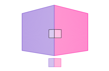 how to draw cube in perspective rotation 13