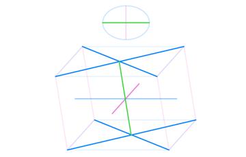 perspective how to draw ellipsoid torso capsule barrel 13