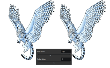 animation animal griffin flight flying wings draw photoshop final