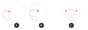 koala how to draw head 5