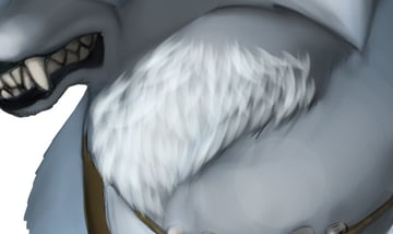 character design concept photoshop painting fur 5