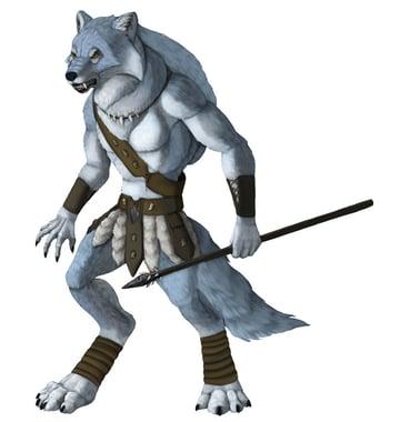 character design concept photoshop painting fur 6