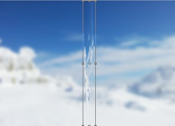 paint icicle photoshop layer style 5