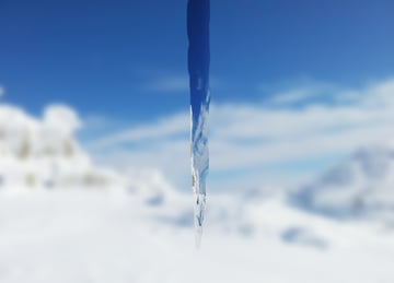 paint icicle photoshop layer style 7