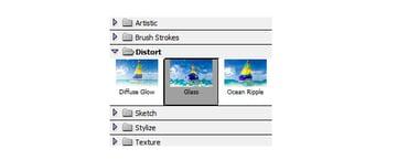 photoshop digital pain ice frozen lake water 10