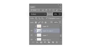 photoshop animation line art cell shading 3