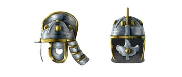 how to draw polish winged hussar helmet
