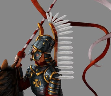 how to paint draw feathers photoshop wing hussar