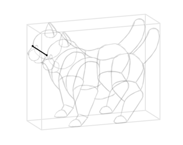 photoshop perspective simple drawing box 4