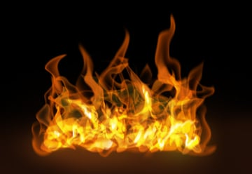 How to paint fire photoshop digital 24