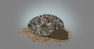 photoshop paint stone flat texture