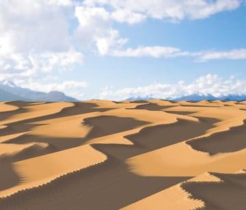 photoshop paint desert brush dune perspective done