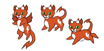 design draw mascot versions