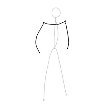 draw vector deadpool photoshop arms