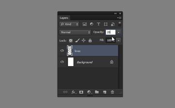 draw vector deadpool photoshop opcaity change