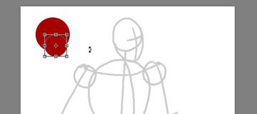 draw vector deadpool photoshop resize shape