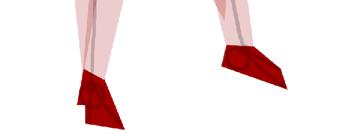 draw vector deadpool photoshop heels