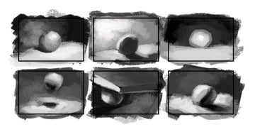 optical illusions painting thumbnails what are they for