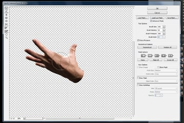 how to change shape with liquify