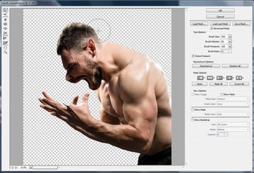 How to turn human into animal in photoshop