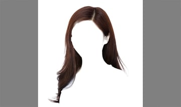 how to create selection from hair