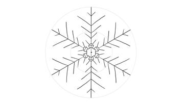 snowflake arms