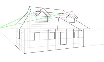 how to make roof mroe interesting