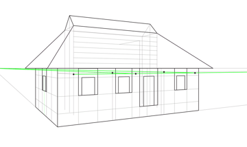 horizontal guide lines
