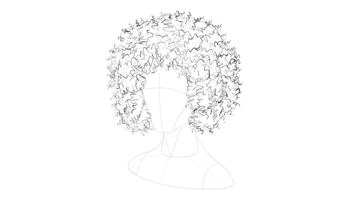 afro hair general texture