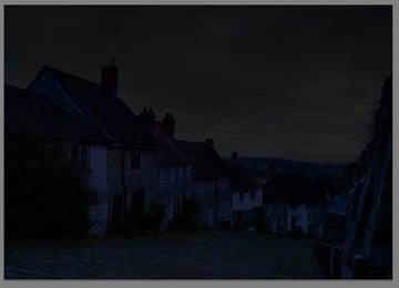 photo filter night effect