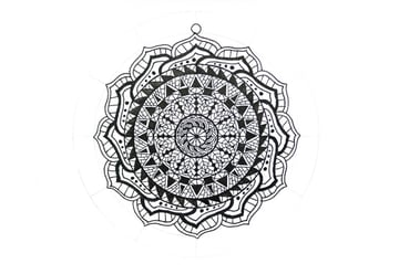 mandala attach circle