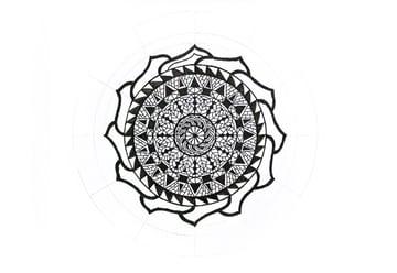 mandala how to make less space