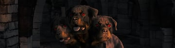 photoshop red glowing eyes