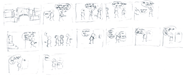 how to start drawing a comic