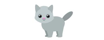 simple cat ears
