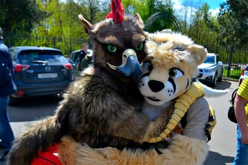furry fursuits moscow