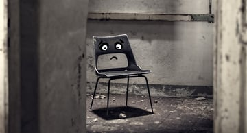 anthropomorphic chair