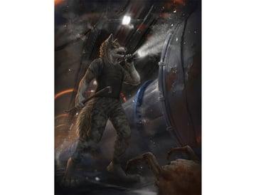 wolf anthro furry illya royz