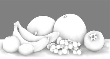 full ambient occlusion layer