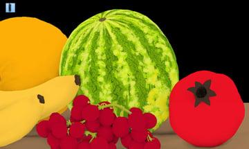 full watermelon surface