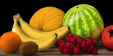 add shine to bananas