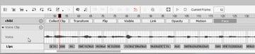 voice clip tab