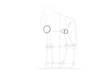 add arm and knee bones
