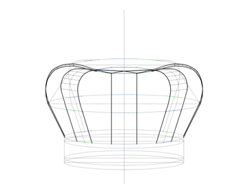 arch outline