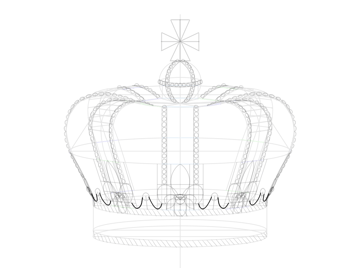 prongs outlined
